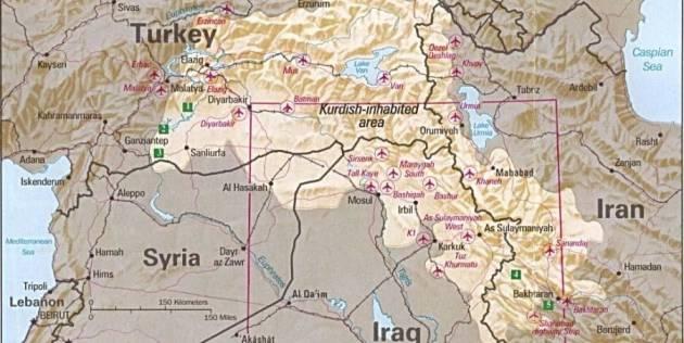 [DallaRete] Sulla questione curda: tra genocidio, diaspora e resistenza