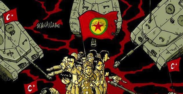 [DallaRete] Cizre, civili uccisi sotto il fuoco dell'artiglieria di Erdoğan