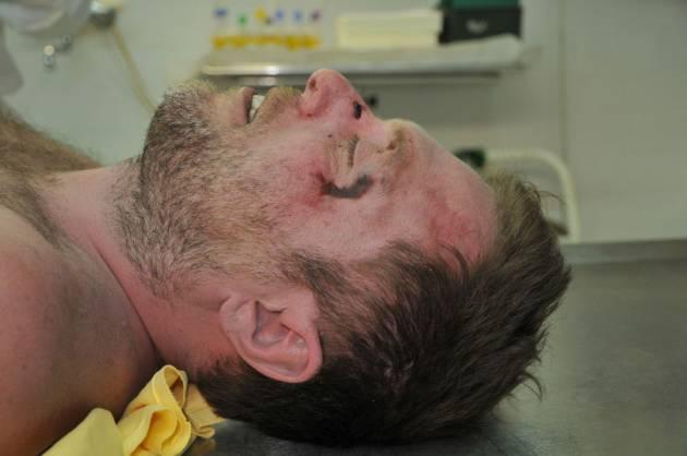 [DallaRete] Magherini, un arresto omicida