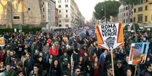 [DallaRete] Roma – 19 Marzo: da oggi decide la città!