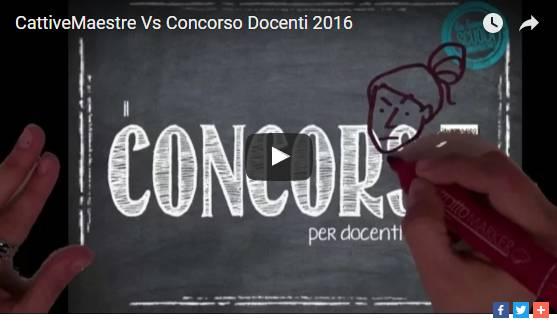 [DallaRete] A cosa serve il concorso a cattedra 2016?