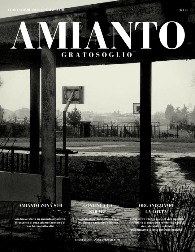 Amianto a Milano Sud – Un dossier