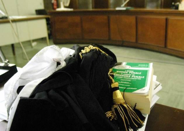 [DallaRete] L'avvocato Giuseppe Pelazza sul reato di devastazione e saccheggio