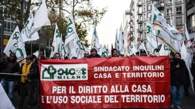 [DallaRete] No alla riforma della Regione che penalizza le case popolari