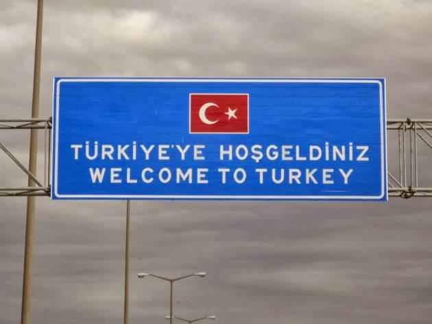 Benvenuti in Turchia!
