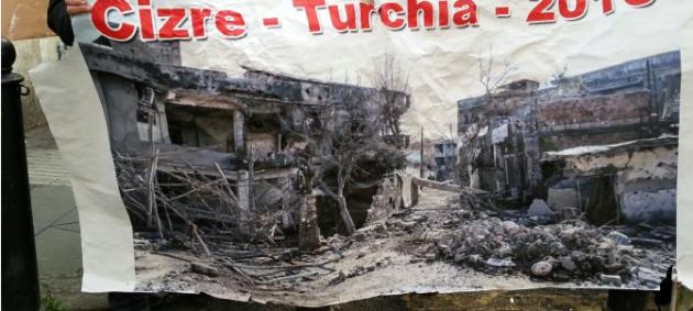 """[DallaRete] I Curdi dicono 'no' all'accordo Ue-Turchia: """"E' deportazione!"""""""