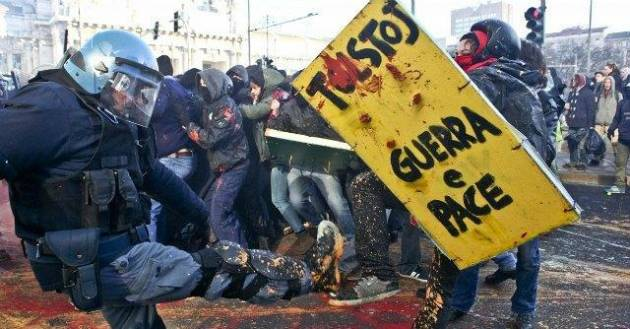[DallaRete] Milano – La repressione che difende le provatizzazioni