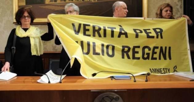 [DallaRete] Caso Regeni: l'Italia richiama l'ambasciatore