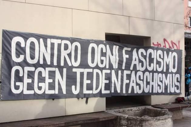 [DallaRete] Tentato omicidio a Trento per mano fascista, ora basta!