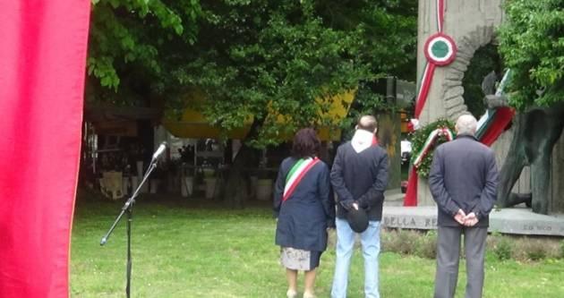 [DallaRete] Corsico – 25 Aprile, i partigiani non possono parlare