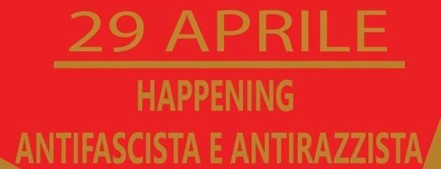 [DallaRete] Fidarsi è bene, non fidarsi è meglio. 29 aprile h. 19 in p.le Dateo mobilitazione antifascista
