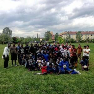 Black Panthers FC VS Sboccorosso @ Paolo Pini @ ex Paolo Pini