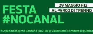 Pedalata #NoCanal Parco delle Cave-Parco di Trenno @ Milano