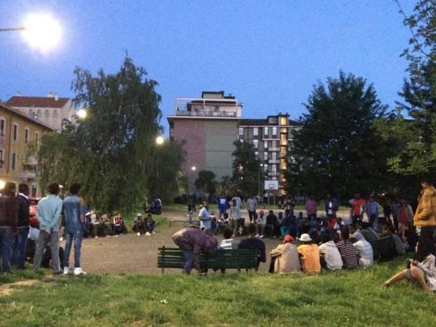 Rifugiati – Le richieste dell'assemblea pubblica di Via Aldini