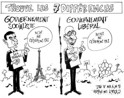 [DallaRete] Francia e Belgio in lotta contro le leggi neo-liberiste sul lavoro