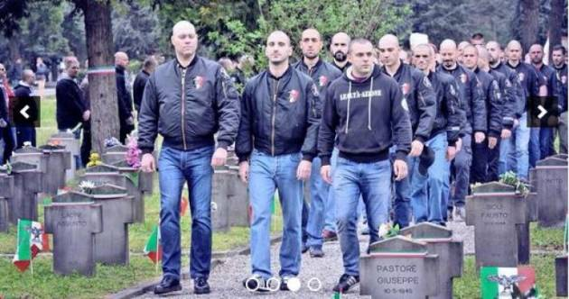 [DallaRete] Un neofascista con Parisi