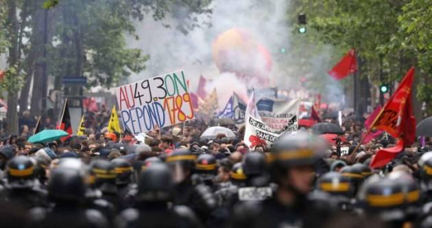 [DallaRete] Cominciamo a dire sciopero politico europeo