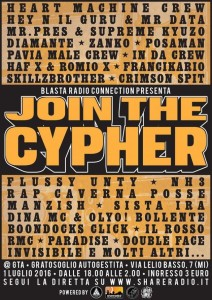 Join the Cypher @ GTA