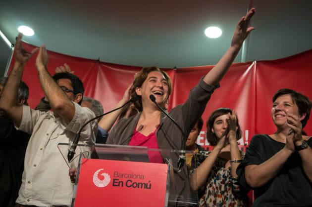 Spagna: la cavalcata del 'comune'- Intervista ad Ada Colau