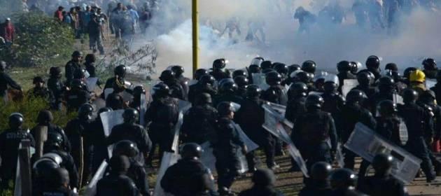 [DallaRete] Massacro educativo: in Messico è guerra ai maestri in lotta