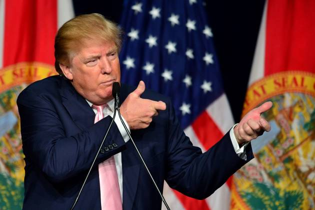 La paura fa Trump