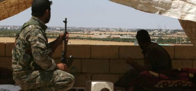 [DallaRete]  Siria – Oltre la linea rossa