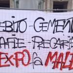 [DallaRete] No Expo: valutazioni e analisi del processo per devastazione e saccheggio