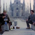 I quadri grigi, le luci gialle ed i cortei, Milano son contento che ci sei