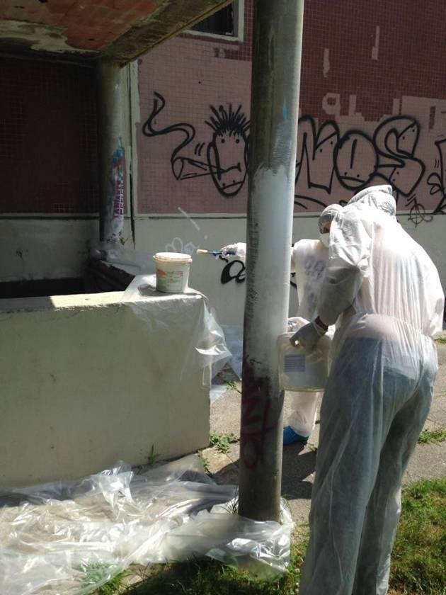 Gratosoglio – Uno sciopero al contrario per riqualificare il quartiere