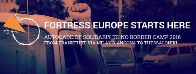 Milano – No Border Fest, 12 Luglio @ Via Aldini