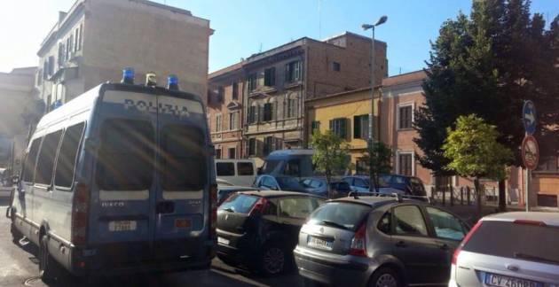 [DallaRete] Roma, sgomberato Point Break: occupazione di precari e studenti