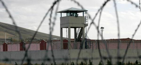 [DallaRete] Il numero dei prigionieri in Turchia raddoppiato rispetto al periodo del Colpo di Stato del 12 Settembre 1980
