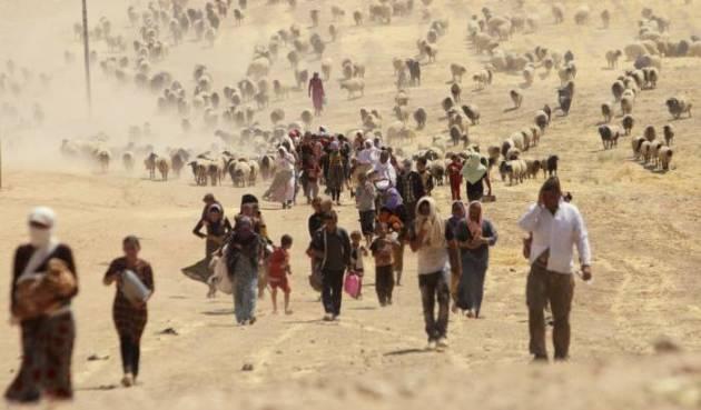 [DallaRete] Stupri e torture: l'inferno della tratta umana in Libia