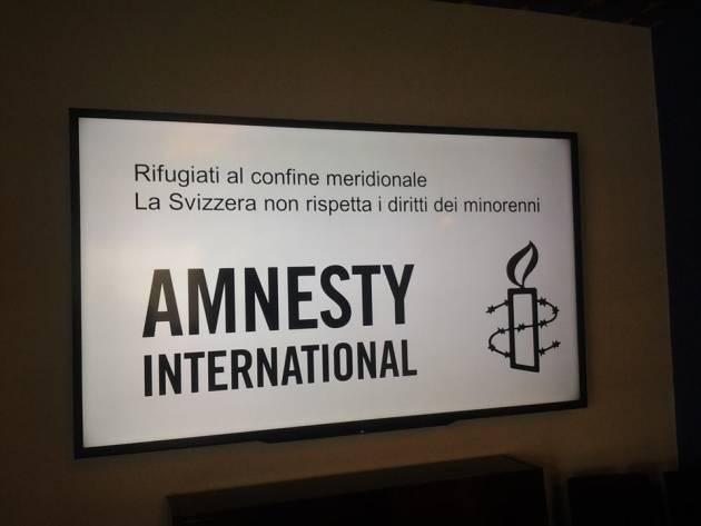 Migranti – Tutte le violazioni del diritto internazionale commesse al confine di Chiasso
