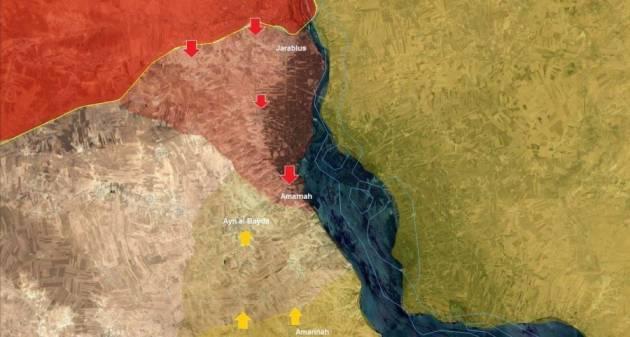 [DallaRete] Erdogan invade il Rojava: la rivoluzione è sotto attacco