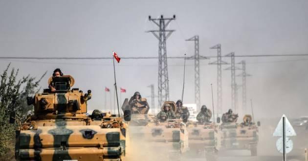 I Turchi entrano in Siria – Erdogan vs. Rojava – Una raccolta di articoli