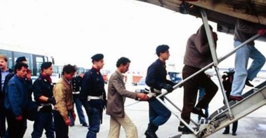 [DallaRete] I piloti disobbediscono ai rimpatri forzati