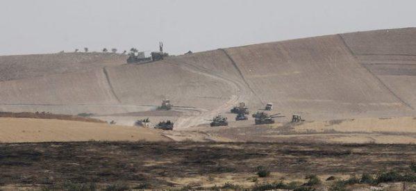 [DallaRete] L'esercito turco massacra 40 civili a sud di Jarablus