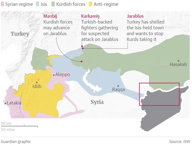 [DallaRete] Turchia – Guerra per Rojava