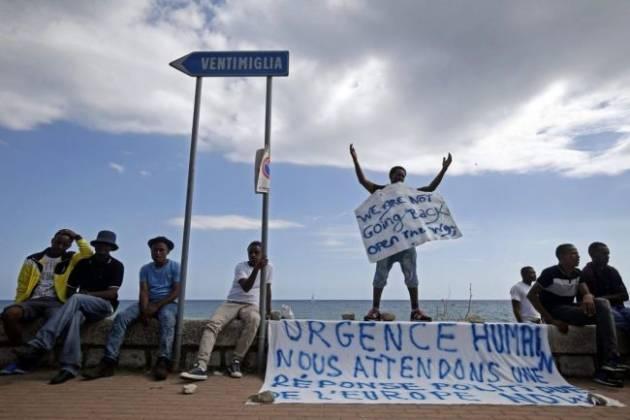 [News] Ventimiglia – Sgomberato il campo informale dei migranti