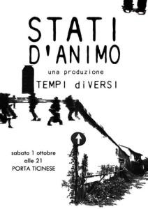 Stati d'Animo I Tempi diVersi @ Milano