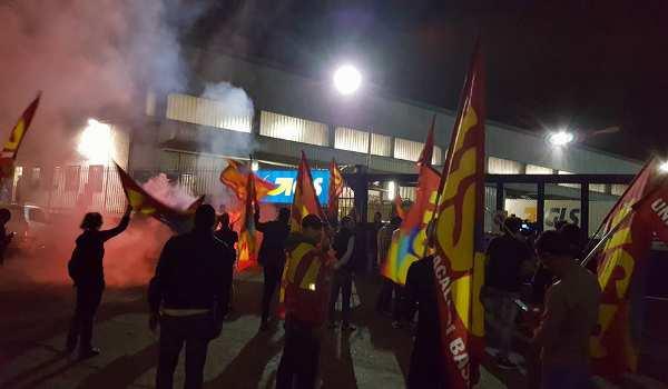 [DallaRete] Nella notte scioperi e blocchi in tutta Italia per Abd Elsalam