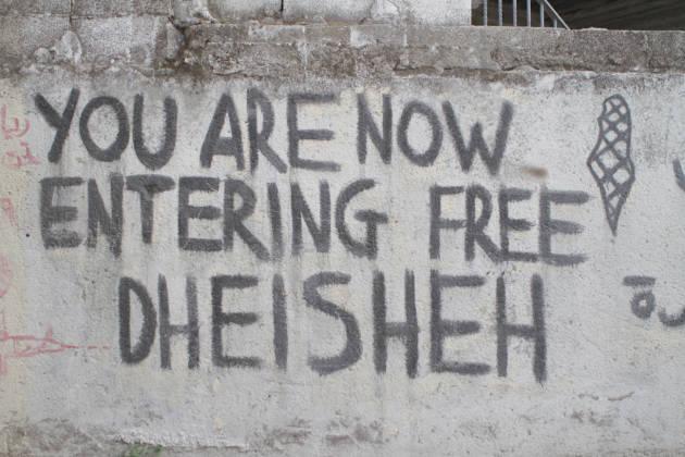 Palestina – La strategia della continua provocazione