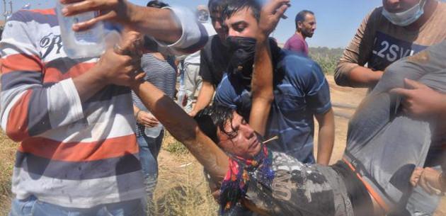 [DallaRete] Kobane sotto il fuoco turco, i curdi in una morsa