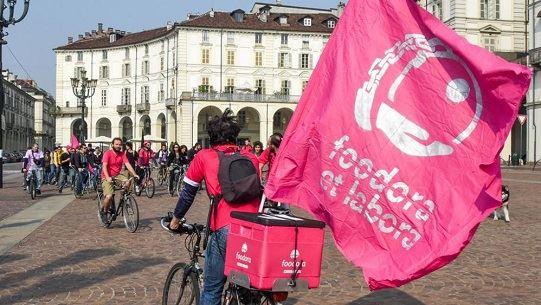 Precari – Lo sciopero Foodora – comunicato stampa & last news