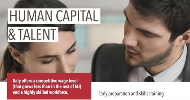 [DallaRete] «Bassi salari e alte competenze»: così il Governo invita a investire in Italia.
