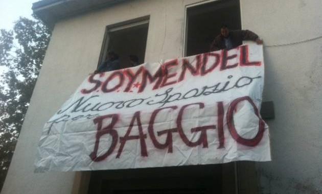 [DallaRete] Milano – Niente Sagra per chi è solidale col centro sociale