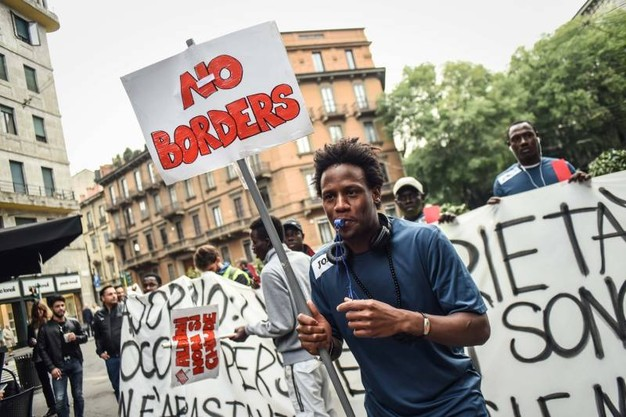 Milano non è Goro. La mobilitazione antirazzista del Primo Novembre