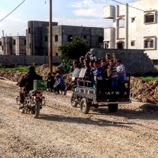 Palestina: 6220km2 sotto occupazione – Pronti per la partenza