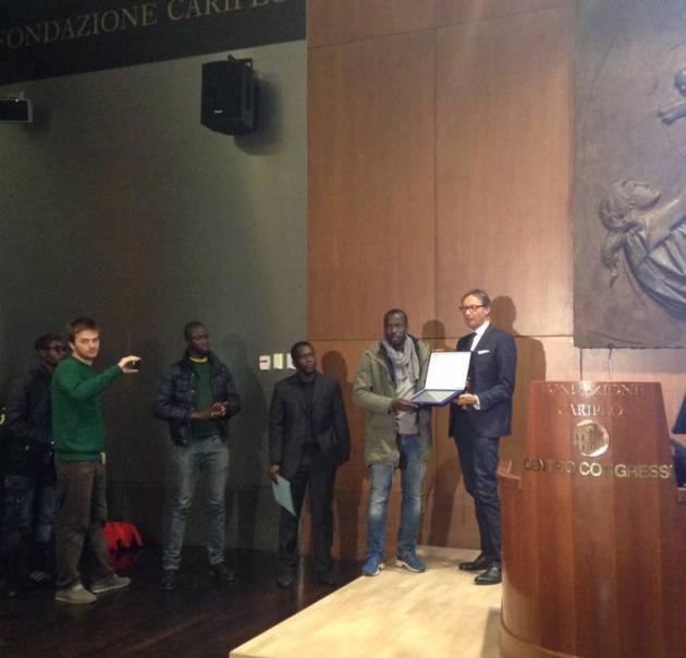 Le Black Panthers premiate da ISMU come migliore esperienza sul tema delle migrazioni a Milano